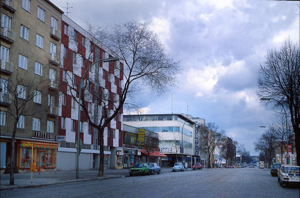 01.01.2021 - Berliner Impressionen 1972-1980